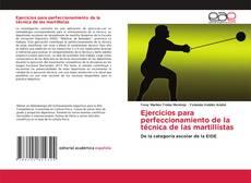 Bookcover of Ejercicios para perfeccionamiento de la técnica de las martillistas