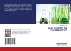 Buchcover von BRIEF GLIMPSES ON PHYCOCHEMISTRY