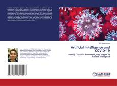 Capa do livro de Artificial Intelligence and COVID-19