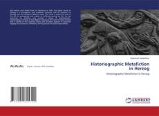 Bookcover of Historiographic Metafiction in Herzog