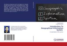 Bookcover of Introduction To Geographical Information System