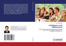 Bookcover of Intelligence and Adolescence