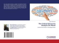 Copertina di The Critical Discourse Analysis On Novel