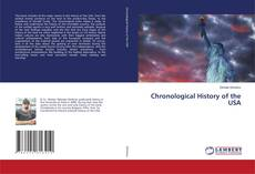 Bookcover of Chronological History of the USA