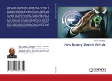Bookcover of New Battery Electric Vehicle