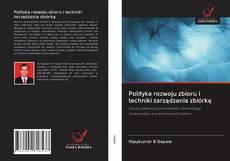 Copertina di Polityka rozwoju zbioru i techniki zarządzania zbiórką