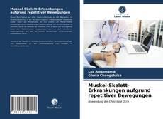 Buchcover von Muskel-Skelett-Erkrankungen aufgrund repetitiver Bewegungen