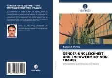 Bookcover of GENDER-UNGLEICHHEIT UND EMPOWERMENT VON FRAUEN