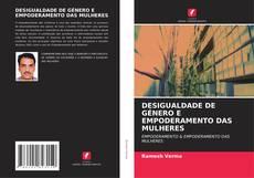 Обложка DESIGUALDADE DE GÉNERO E EMPODERAMENTO DAS MULHERES