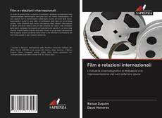 Bookcover of Film e relazioni internazionali