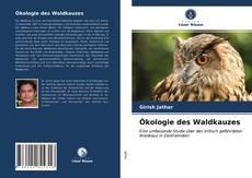 Buchcover von Ökologie des Waldkauzes