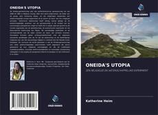 Обложка ONEIDA'S UTOPIA