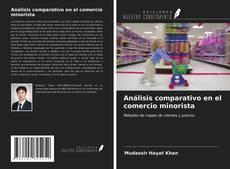 Borítókép a  Análisis comparativo en el comercio minorista - hoz