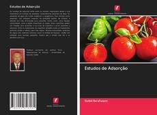 Bookcover of Estudos de Adsorção