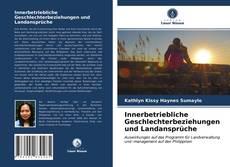 Capa do livro de Innerbetriebliche Geschlechterbeziehungen und Landansprüche