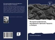 Buchcover von Историографическая метафикия в фильме Герцога и Хамуна