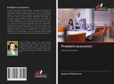 Buchcover von Problemi economici
