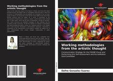 Copertina di Working methodologies from the artistic thought
