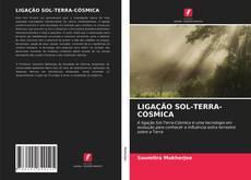Capa do livro de LIGAÇÃO SOL-TERRA-CÓSMICA