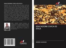 Capa do livro de EDUCAZIONE CIVICA ED ETICA