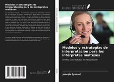 Borítókép a  Modelos y estrategias de interpretación para los intérpretes malteses - hoz