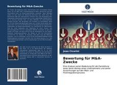 Обложка Bewertung für M&A-Zwecke