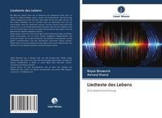Bookcover of Liedtexte des Lebens