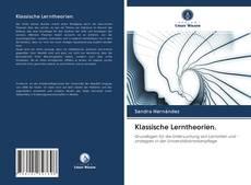 Обложка Klassische Lerntheorien.