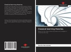 Bookcover of Classical learning theories.