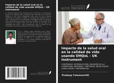 Portada del libro de Impacto de la salud oral en la calidad de vida usando OHQoL - UK Instrument
