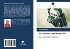 Westafrikanischer Hausa-Film kitap kapağı