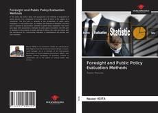 Capa do livro de Foresight and Public Policy Evaluation Methods