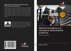 Обложка Metodi di previsione e di valutazione delle politiche pubbliche