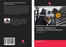 Previsão e Métodos de Avaliação de Políticas Públicas kitap kapağı
