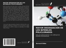 Bookcover of MAYOR DEGRADACIÓN DE LOS BIFENILOS POLICLORADOS