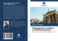 Bookcover of Pädagogische Praktiken im Hochschulkontext