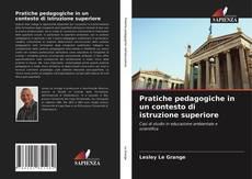 Bookcover of Pratiche pedagogiche in un contesto di istruzione superiore