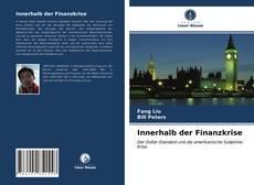 Portada del libro de Innerhalb der Finanzkrise