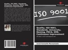 Copertina di Quality, ISO 9001, Standards, University, Deming, PDCA, SME, Continuous Improvement