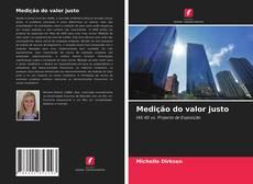 Buchcover von Medição do valor justo