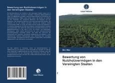 Capa do livro de Bewertung von Nutzholzvermögen in den Vereinigten Staaten