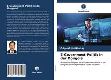 Capa do livro de E-Government-Politik in der Mongolei