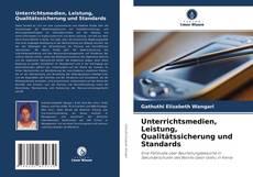 Обложка Unterrichtsmedien, Leistung, Qualitätssicherung und Standards
