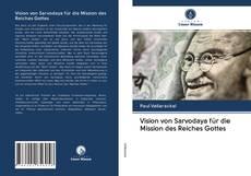 Bookcover of Vision von Sarvodaya für die Mission des Reiches Gottes