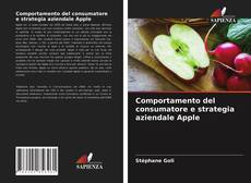 Capa do livro de Comportamento del consumatore e strategia aziendale Apple