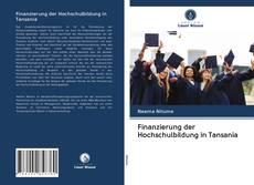 Buchcover von Finanzierung der Hochschulbildung in Tansania