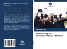 Bookcover of Finanzierung der Hochschulbildung in Tansania