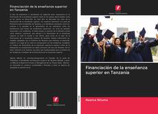 Bookcover of Financiación de la enseñanza superior en Tanzanía