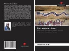 Capa do livro de The new face of war