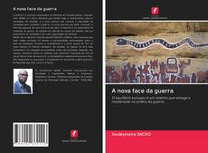 Capa do livro de A nova face da guerra